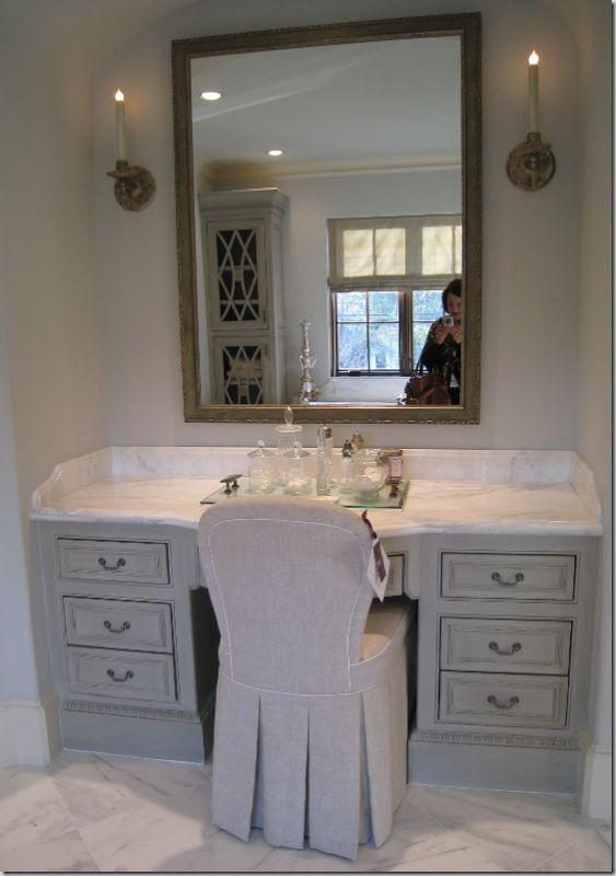 Fantastic Knee Space Bathroom Vanity  Home  Pinterest