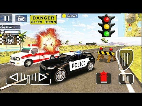 Police Car Chase City Cop Driver Simulator Android Gameplay Video O Game Channel Android Ios Gaming Channel About Police Car Chase Police Cars Chase City
