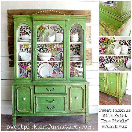 In A Pickle - Sweet Pickins Milk Paint