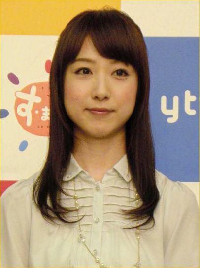 川田裕美アナウンサーのカール