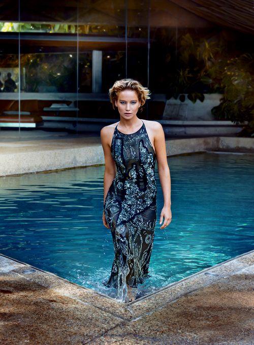 jenniferlawrencedaily: Jennifer Lawrence photographed by Patrick...