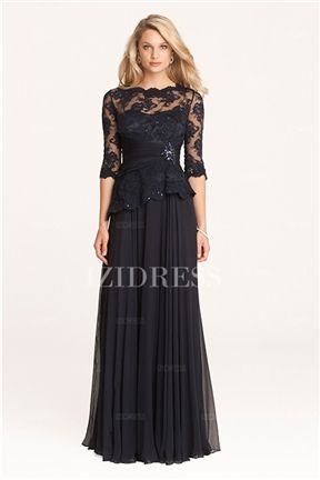 Evening dress on sale evening