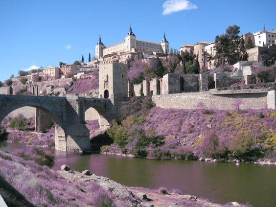 Toledo, Spain, UNESCO World Heritage Site