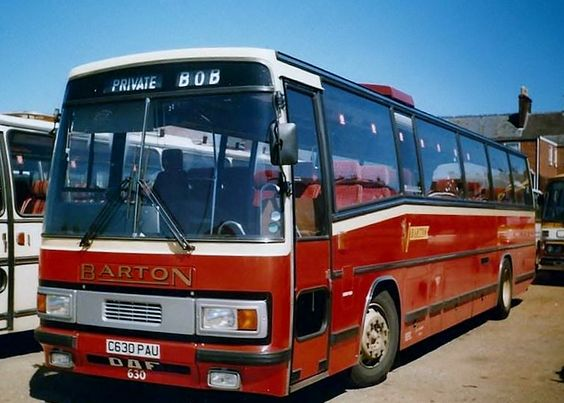 Courtesy of 'Reg Vardy', today is the first contribution in a three week's series of nostalgia focussing on coaches visiting Beach Coach St...