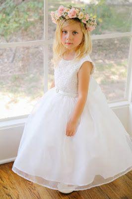 ideas de vestidos de comunion