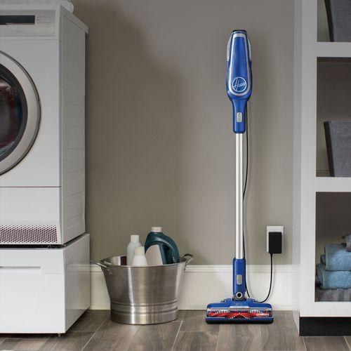 Hoover Impulse Bagless Cordless Handheld Stick Vacuum Blue Cool Things To Buy Vacuums Cordless Vacuum