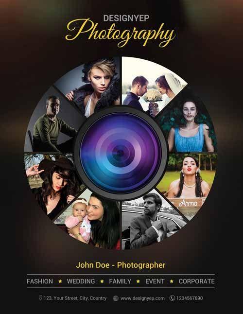 Photography Studio Flyer Templates Photography Flyer Studio