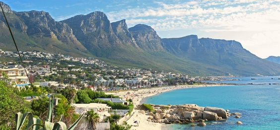 Camps Bay, #CapeTown.