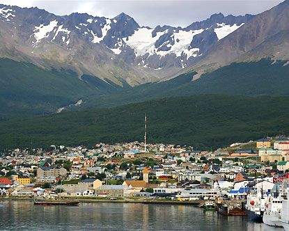 Ushuaia, Argentina. Please take me back.....