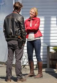 Jamie Dornan and Jennifer morrison