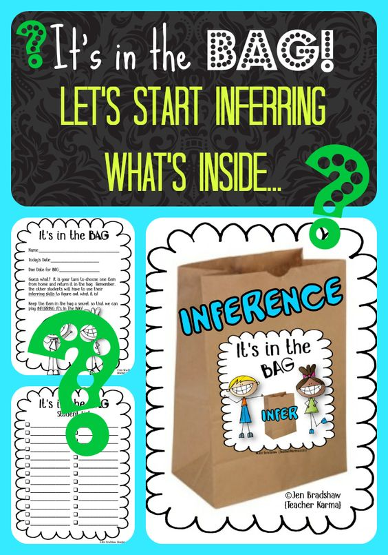 Practice Inferencing with this FUN comprehension activity. Your students' metacognition will improve with this hands-on interactive activity. TeacherKarma.com