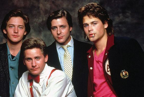 Loved everyone of these guys in St. Elmo's Fire