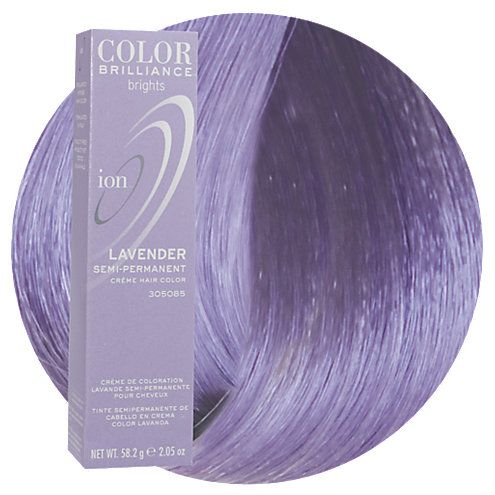 Our Brand New Ion Color Brilliance Semipermanent Creme In