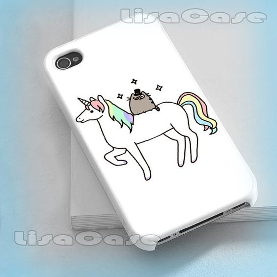 ... 4S case by LissaCase, $13.99 : Pinterest : Pusheen, iPhone cases and