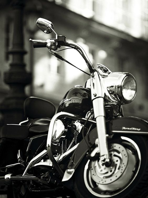 Harley Davidson: #the one and only!