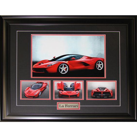 Midway La Ferrari 4 Photograph Frame