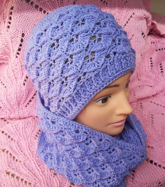 The Dragon Scale ? Adult Hat ? Free Crochet Pattern ...