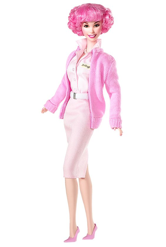 Grease® Frenchy Barbie® Doll (Race Day)