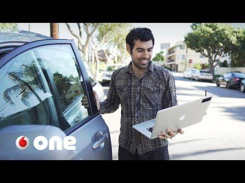 Samy Kamkar, hacker y experto en seguridad, te ayuda proteger tu ordenador, tu smartphone... tu coche - One - Vodafone : One – Vodafone