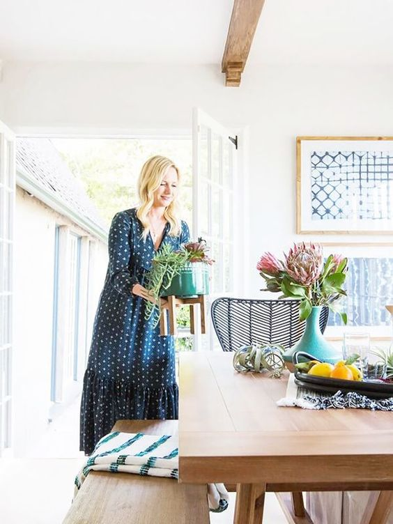 Emily Henderson target home decor trends eclectic California mid-century