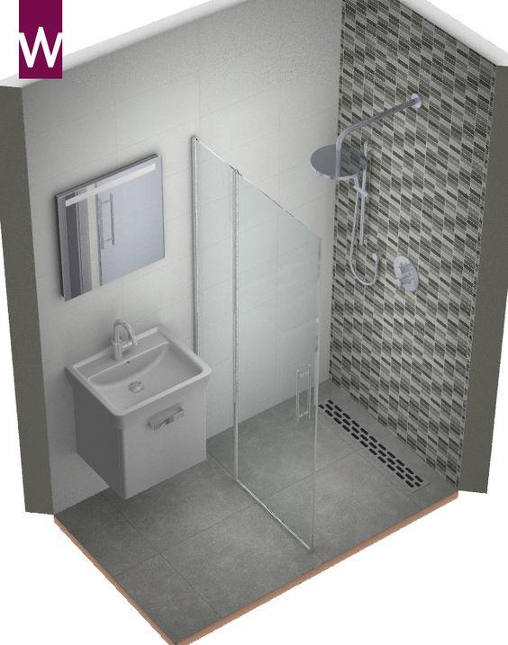 Badkamer Ontwerp Tips ~ Badkamer ontwerp hele kleine badkamer