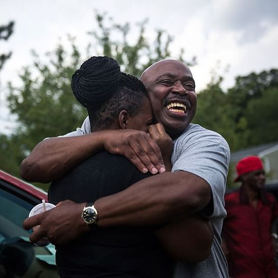 Rudolph Norris 58 hugged his niece Janice in Upper Marlboro Maryland. Two weeks ago Rudolph walked out of Morgantown federal prison carrying the letter that had set him free after 22 years behind bars. Dear Rudolph it began I wanted to personally inform you that I have granted your application for commutation. The signature: Barack Obama. Rudolph was one of 22 federal prisoners released on July 28 through a push to shorten sentences for nonviolent drug offenders who received punishments far…