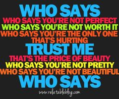 Who Says?!