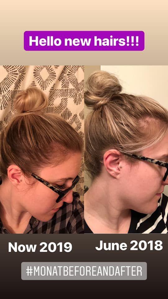 Why I Chose Monat My Honest Review It S Meagan S Life Monat Monat Hair My Monat