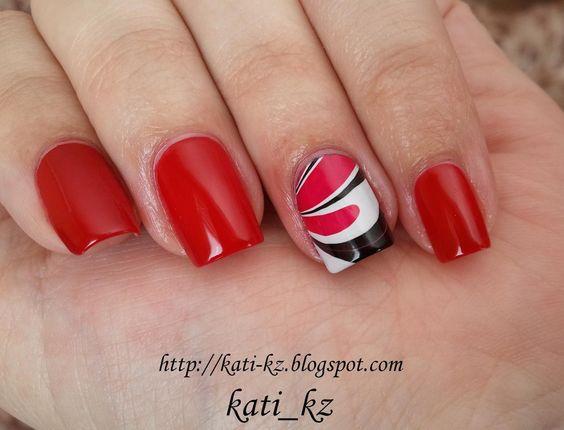 ♥kati_kz♥ #nail #nails #nailart