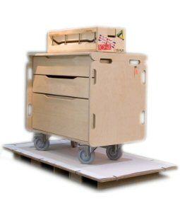Matt Batchelor: unità mobili per costruttori di skateboard