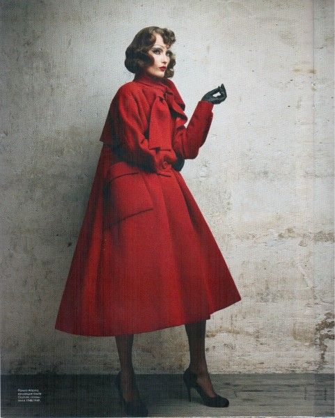 Christian Dior by Patrick Demarchelier
