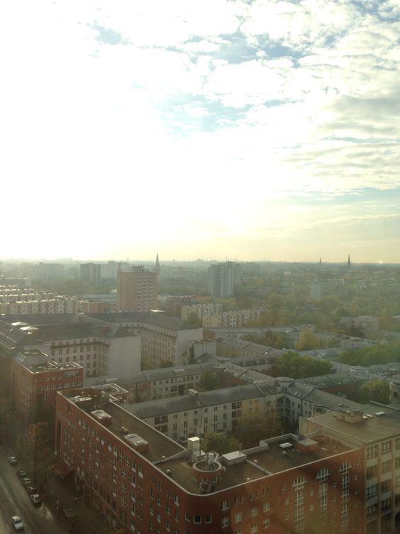 Berlin Morgengrauen