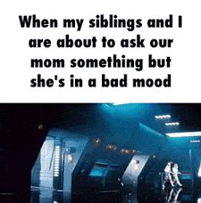 So true! (And this was one of the best parts of Star Wars the Force Awakens)