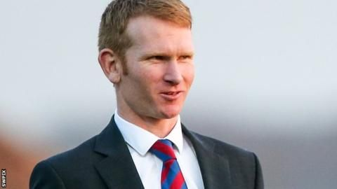 James Webster: Hull KR appoint interim head coach for 2016