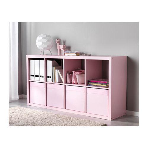 dr na rangement tissu rose clair rose clair 33x38x33 cm id es chambre manon pinterest. Black Bedroom Furniture Sets. Home Design Ideas