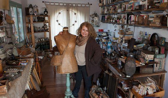Un mercatino dell\'antiquariato online è il nuovo lavoro di Daniela ...