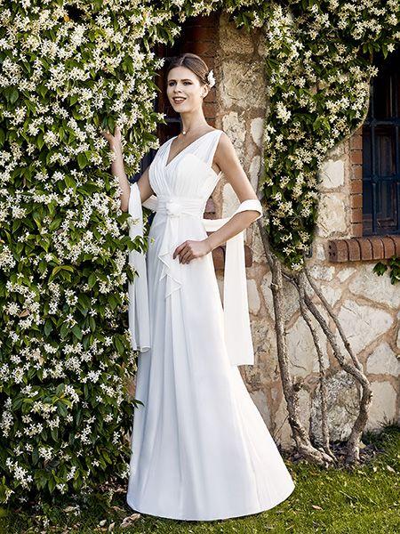 robes avec jour robes robes marie robe de mariage point mariage cline mariage coiffures mariage robes dessous par - Point Mariage Perpignan