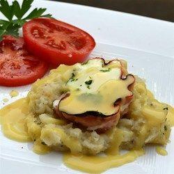 Bacon Cheddar Patty Cakes Recipe - Allrecipes.com | Recipes ...