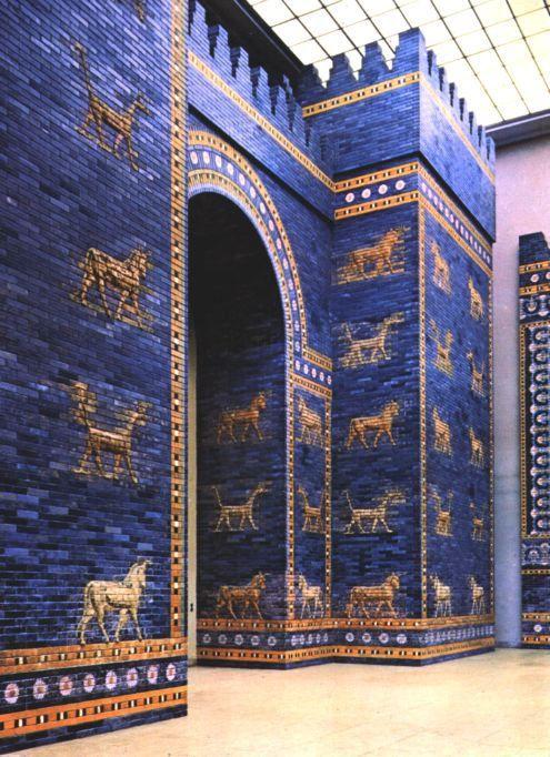 Berlin | Spree Athen. Das Ischtar-Tor oder Lions Gate des alten Babylon, die Museumsinsel