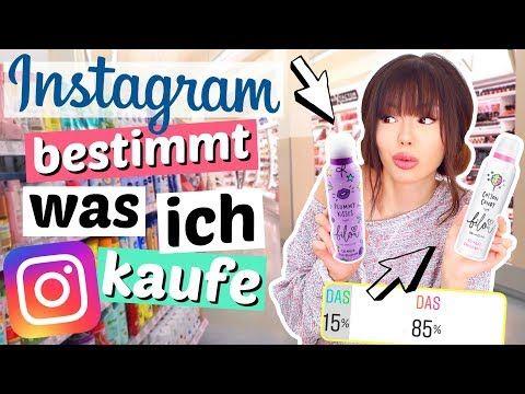 Instagram Entscheidet Was Wir Kaufen Viktoriasarina Youtube Victoria Und Sarina Instagram Youtube