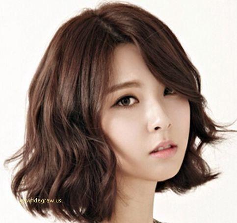 Best Of Short Haircut For Square Face Korean Short Hair Waves Digital Perm Digital Perm Short Hair