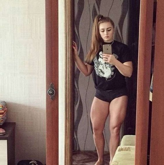 Image result for She started lifting weights at 15 and you will not believe how she looks now