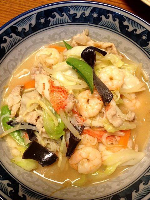 お野菜、たっぷり(^ー゜) - 45件のもぐもぐ - チャンポン麺♪ by かま