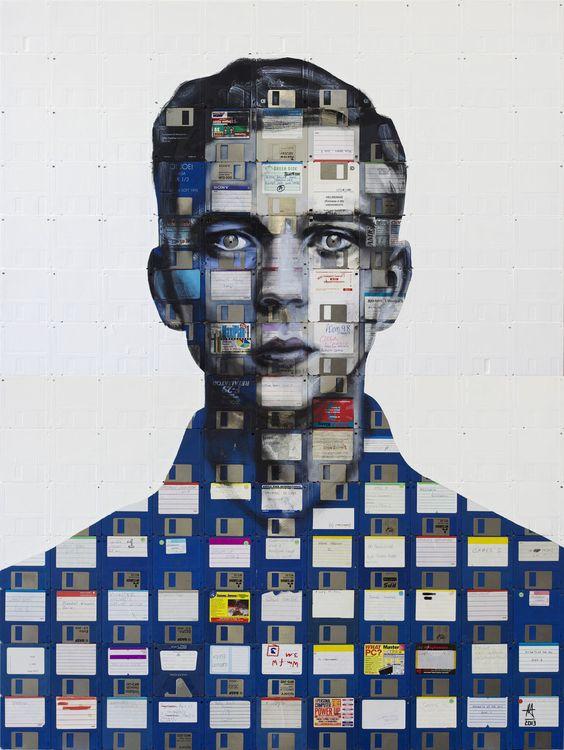 ¿Pintan los androides cuadros eléctricos?