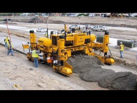 World Amazing Modern Technology Road Construction Machines Biggest Heavy Equipment Machinery Engvir Road Construction Construction Machines Heavy Equipment