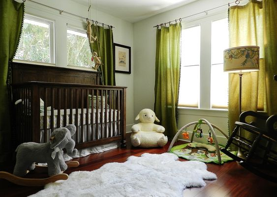 Forest friends nursery for alexander project nursery for Gender neutral bedroom ideas