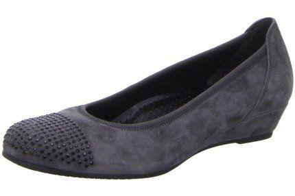GABOR SHOES AG NV Größe 42 Grau (20 Dark Grey) - http://on-line-kaufen.de/gabor/42-eu-gabor-shoes-32-69-damen-geschlossene