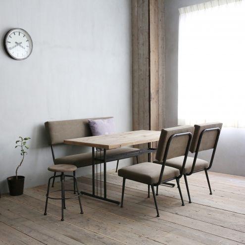 グリット2 ローダイニングテーブル Grit Low Dining Table 6956 インテリア ダイニング インテリア 家具