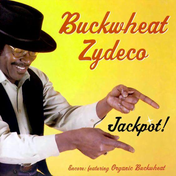 Buckwheat Zydeco - Jackpot