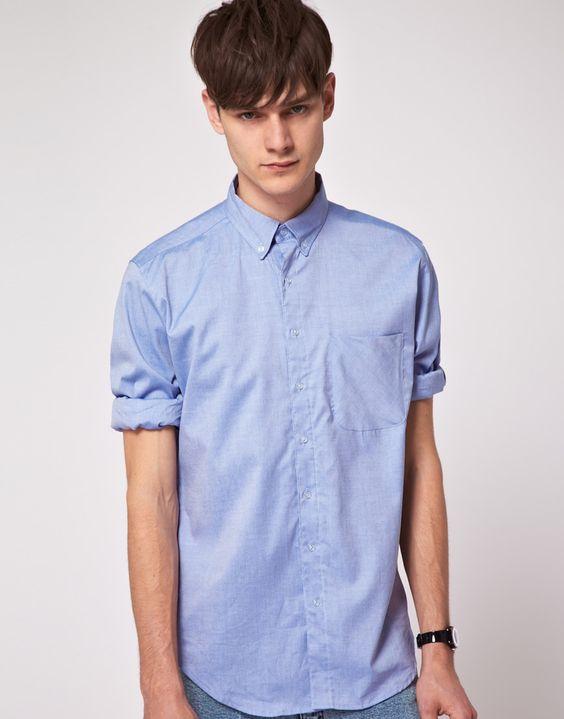 american apparel oxford shirt